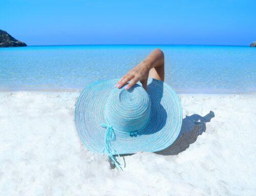 Bereit für den Sommerurlaub? Ich packe in meinen Koffer…