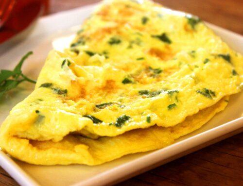 ätherische Öle in der Küche – Omeletten mal anders!