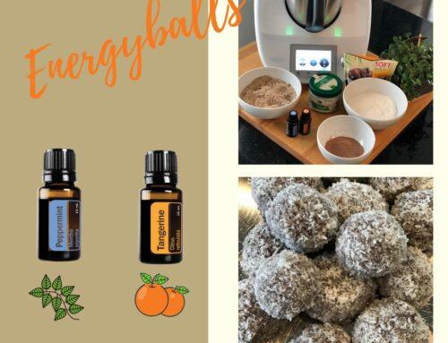 Ätherische Öle in der Küche: leckere Energy-Balls